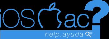 Ayuda iOSMac
